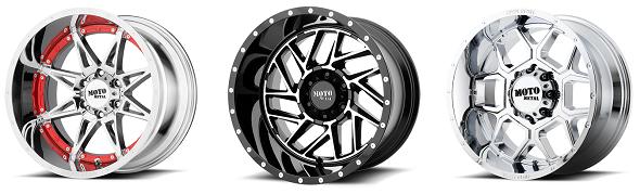 Moto Metal Wheels Lineup