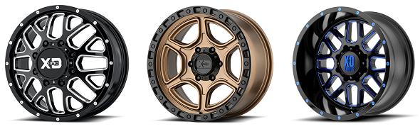 KMC XD Wheels Line Up